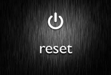Resetting yourself